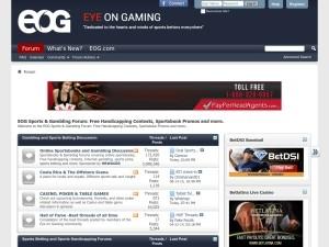 Eog sports betting forum professional football betting uk racing